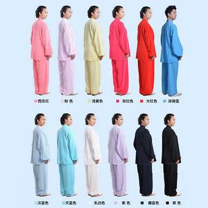 Universal Kung fu Martial art Tai Chi Suit Wing Chun Shaolin Uniforms Clothes