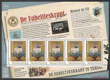 NVPH 3678 NEDERLAND 2018: DE FABELTJESKRANT 50 JAAR NR. 1: MENEER DE UIL vel pf.