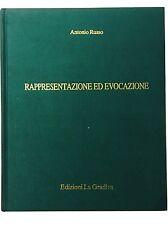 RAPPRESENTAZIONE ED EVOCAZIONE. Cinque mostre personali - Antonio Russo
