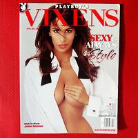 Playboy's VIXENS #7 (Very Fine) Jaime Hammer, Aria Giovanni, Lena Li (2006)