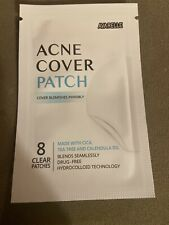 Avarelle Acne Patch Absorbing Cover Conceal with Tea Tree 1 pack 8 Patches