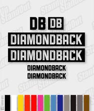 DIAMONDBACK Die-cut Decal Sticker sheet (cycling, mtb, bmx, bike, frame) - V7