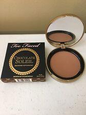 Too Faced Chocolate Soleil Medium/Deep Matte Bronzer~Authentic~New