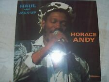 Horace Andy . Haul and Jack Up. Vinyl, New Still In Plastic