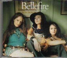 (CF631) Bellefire, Say Something Anyway - 2004 DJ CD