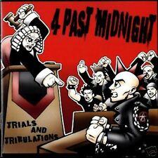 4 PAST MIDNIGHT -  Trials and tribulations    (CD New)