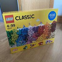 LEGO Classic Bricks Bricks Bricks (10717) 1500 Pieces ✅ NEW ✅ FREE DELIVERY ✅