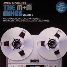 JOHN MORALES - THE M & M MIXES Vol 3 Part B 2xVINYL LP (NEW/SEALED)