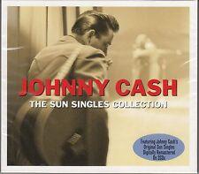 Johnny Cash - The Sun Singles, 2CD Neu