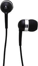 Creative EP-630 Noise Isolating Earphones - Black