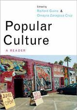 Popular Culture: A Reader, , Good Book