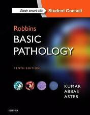 Robbins Basic Pathology, 10e (Robbins Pathology) by Abbas MBBS, Abul K., Aster M