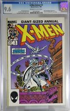 X-Men Annual #9 - CGC 9.6 - Loki & New Mutants appearance.