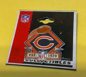 CHICAGO BEARS NFL TEAM ESTABLISHED IN 1920 VINTAGE PIN