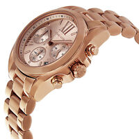 Michael Kors Ladies' Bradshaw Mini Chronograph Watch MK5799