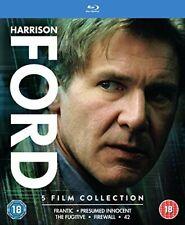 Harrison Ford Collection [Blu-ray] [2015] [Region Free] [DVD][Region 2]
