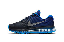 NIKE AIR MAX 2017 MEN'S RUNNING SHOES Blue SIZE 10