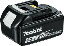 MAKITA BATTERY 18V 4.0AH LITH-ION 196399-0 - BATTERY BL1840 18V Li-ion