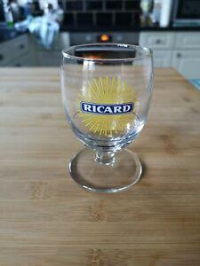 RICARD LOGO BALLOON SHOT GLASS
