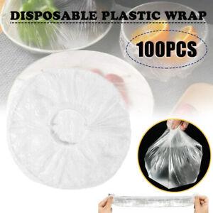 Fresh Keeping Bags 100Pcs Dustproof Disposable Bowl Cover Vacuum Sealed Bags