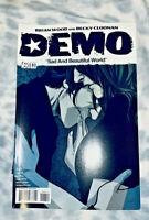 $3 Demo Sad & Beautiful World 6 of 6 Brian Wood Becky Cloonan Vertigo DC Comics