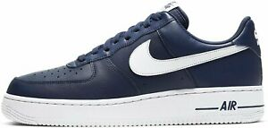 Nike Air Force 1 '07 AN20 Blue Multi Size US Mens Athletic Shoes Casual Sneakers