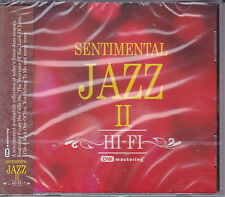 """Sentimental Jazz Vol.2"" DW Mastering Hi-Fi Audiophile CD Brand New Sealed CD"