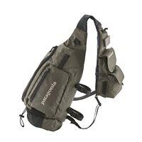 Patagonia Fly Fishing Vest Front Sling 8L Pack - Light Bog
