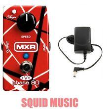 MXR EVH Eddie Van Halen Phase 90 Pedal EVH90 ( FREE POWER SUPPLY ADAPTER )