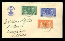 Used Pictorial British First Day Covers Stamps