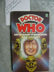 Doctor Who And The Masque Of Mandragora - Philip Hinchcliffe OzSellerFasterPost