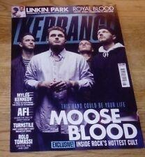 February Kerrang! Music, Dance & Theatre Magazines in English