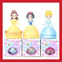 SET LOT 3 PRINCESSE DISNEY OEUF POUPEE FIGURINE LOL SURPRISE JEU JOUET ENFANT