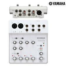 Yamaha Audiogram 6 USB Audio Computer Recording Interface Mixer (original ver.)