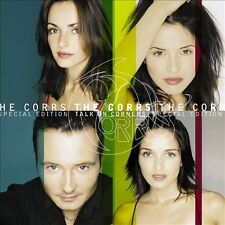 Talk on Corners [Special Edition 12 Tracks] by The Corrs (CD, Feb-1999, Atlantic