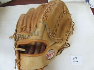 Vintage SPALDING BABE RUTH 42-3915 RIGHT HANDED Throwing BASEBALL GLOVE