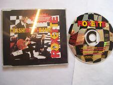 ROXETTE Crash! Bang! Boom! CD2 – 1994 UK CD – Pop Rock – RARE!