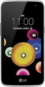 "LG K4 K120E 8GB *UNLOCKED* 4.5"" Bluetooth FM GPS Android Smartphone *Single Sim*"