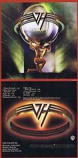 """Van Halen """"5150"""" Mit """"Why can´t this be love""""! Werk von 1986! Nagelneue CD!"""