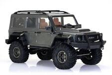Hobao DC1 Trail Crawler 4WD 2-Gang 1/10 Kit mit Karosserie (klar) #HB-DC1E