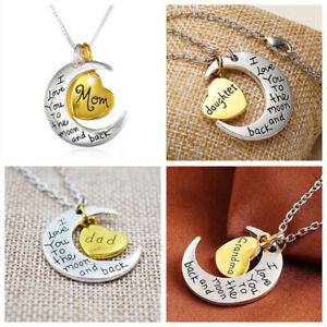 Romantic Gifts for Her women Sister Daughter Dad Aunt Son I love you Girls Kids