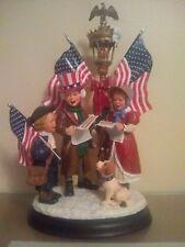 Danbury Mint The Little Patriots Collectible Figurine.