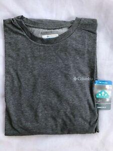 "New Men's Columbia ""Thistletown Park"" Omni-Wick LS Crew Neck Shirt Tee All Size"