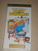 The Adventures Of Rocky And Bullwinkle Volume 8 VHS Norman Moosewell Classic