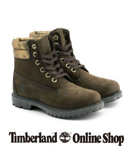 "TIMBERLAND WOMEN'S 6"" PREMIUM CLASSIC WATERPROOF BOOTS ALL SIZES"
