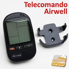 TELECOMANDO RC4 ARIA CONDIZIONATA MURC4 F-399420 CLIMA AIRWELL X CONDIZIONATORE