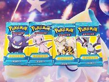 Chinese Legend Maker Sealed Booster Packs x4 - Full Art Set! - Pokemon Cards.