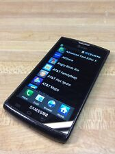 Samsung Galaxy S Captivate SGH-I897 - Black (AT&T) Smartphone Android Clean IMEI