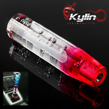 Kylin JDM 20cm Bubble styling Shift Gear Knob universal Colorful White red