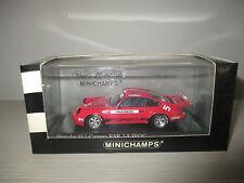 PORSCHE 911 CARRERA RSR 2.8 IROC MINICHAMPS 400 736305 SCALA 1:43